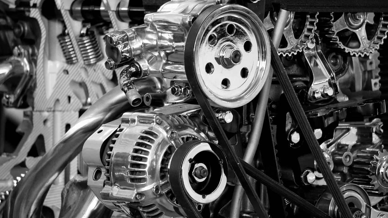 Roulement moteur