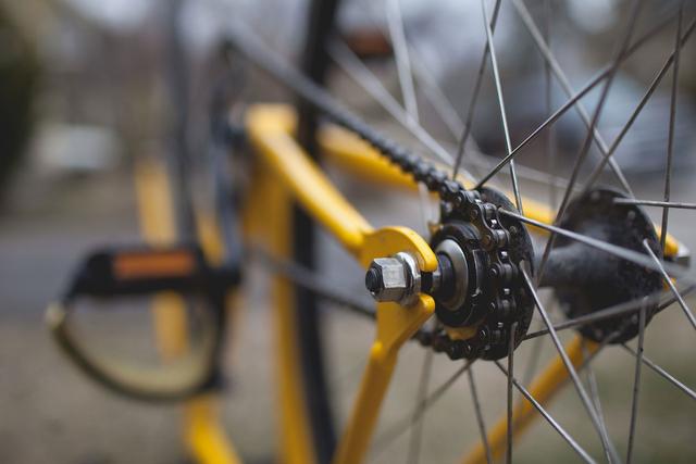 Roulement vélo