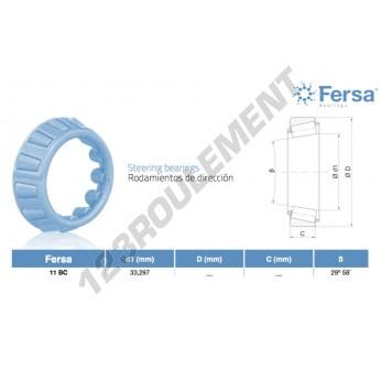 11BC-ASFERSA - 33.3 mm