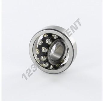 1203-TVH-FAG - 17x40x12 mm