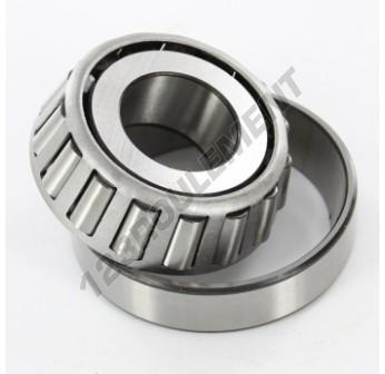15100-15245-TIMKEN - 25.4x62x19.05 mm