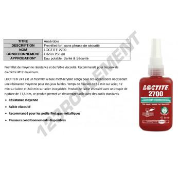 2700-250ML-LOCTITE