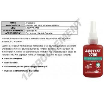 2700-50ML-LOCTITE
