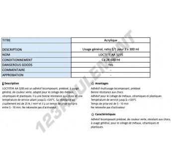 AA-3295-600ML-LOCTITE