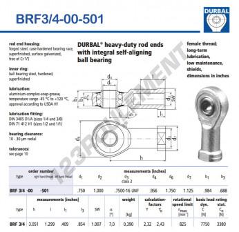 BRF3-4-00-501-DURBAL