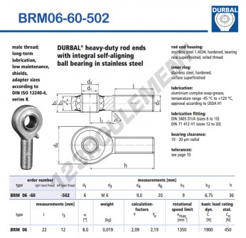 BRM06-60-502-DURBAL