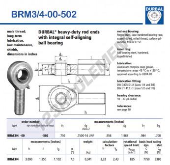BRM3-4-00-502-DURBAL