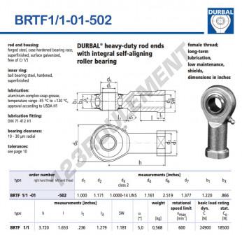 BRTF1-1-01-502-DURBAL