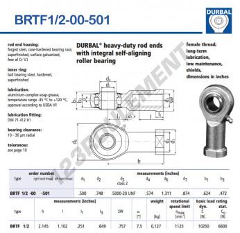 BRTF1-2-00-501-DURBAL
