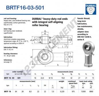 BRTF16-03-501-DURBAL