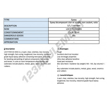 EA-9455-50ML-LOCTITE