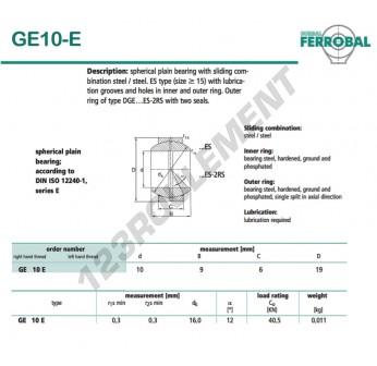 DGE10-E-DURBAL