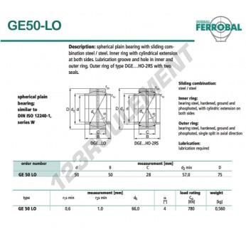 GE50-LO-DURBAL