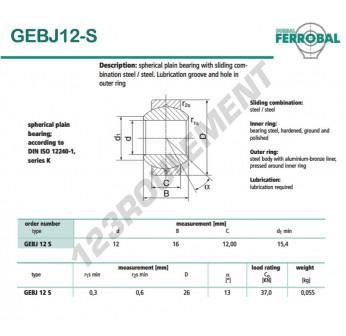 DGEBJ12-S-DURBAL