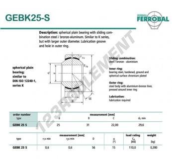 GEBK25-S-DURBAL