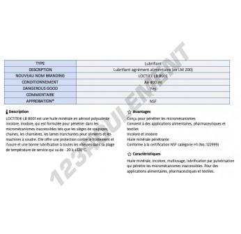 LB-8001-400ML-LOCTITE