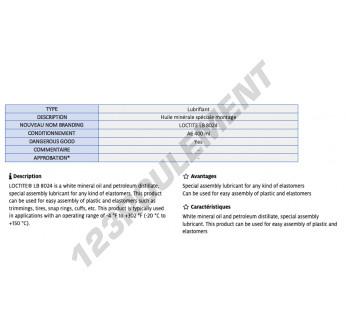 LB-8024-400ML-LOCTITE