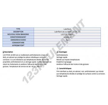 LB-8191-400ML-LOCTITE