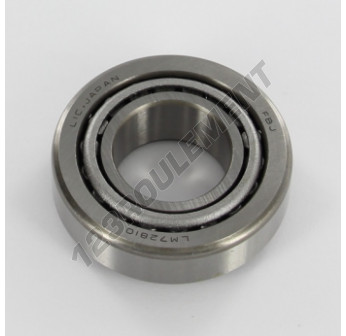 LM72849-LM72810 - 22.61x47x15.5 mm